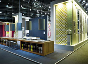 Exhibition Stand Wallpaper : History a.s. création tapeten ag